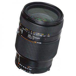 Alquiler de objetivo Nikon 35 70 en Barcelona