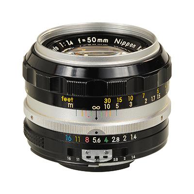 Alquiler de objetivo Nikon 50mm en Barcelona