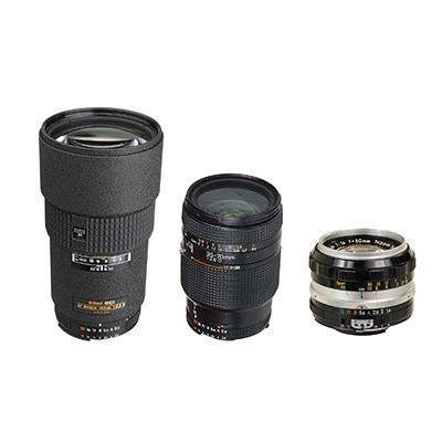 Alquiler de objetivos Nikon en Barcelona