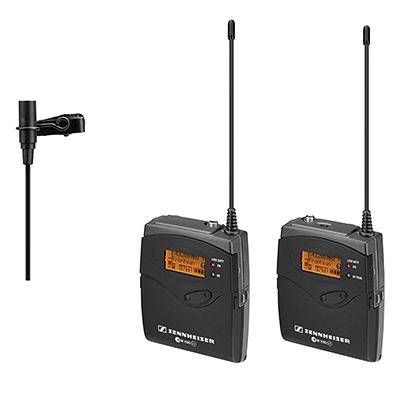 alquiler de micrófono inalambrico Sennheiser EW 112P en Barcelona