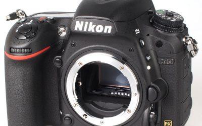 Nikon D750 para grabar video