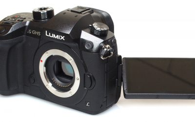 Panasonic GH5: la cámara más completa para grabar video