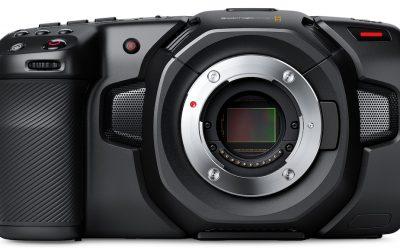 NAB 2018: Blackmagic pocket cinema camera 4K
