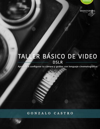 Ebook Taller básico de video DSLR